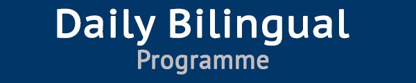 Daily bilingual Pre Primary